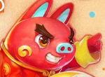 """""""猪""""你一飞冲天 《神武3》手游新年H5邀你欢乐迎新春[图文]"""