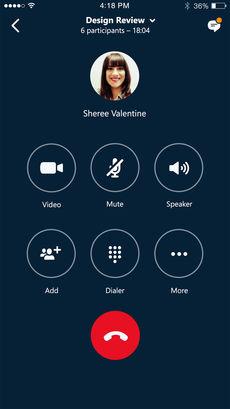 skype ios 版本下载6.30.0iPhone/iPad版
