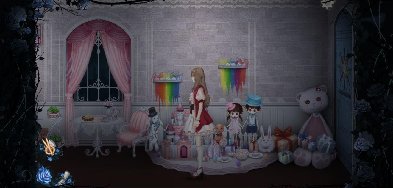 人偶馆绮幻夜彩色密码是多少