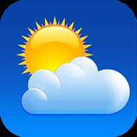 简约天气预报app