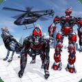 大型机器人英雄之战