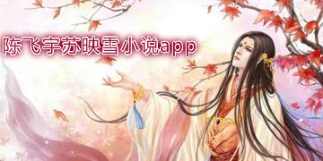 陈飞宇苏映雪小说app