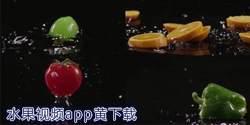水果视频app黄下载