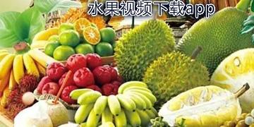 水果视频下载app
