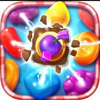 糖果缤纷乐无限体力无线金条