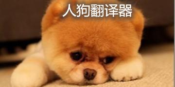 人狗翻译器
