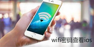 wifi密码查看ios