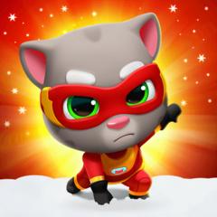 汤姆猫英雄跑酷游戏下载破解版V2.3.2.605