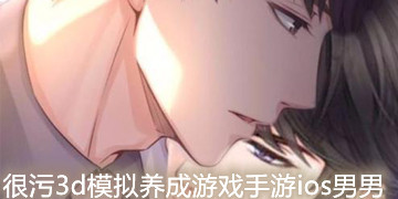 很污3d模拟养成游戏手游ios男男