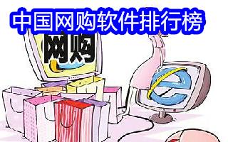 中国网购软件排行榜