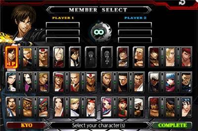 拳皇2012手机版下载免费